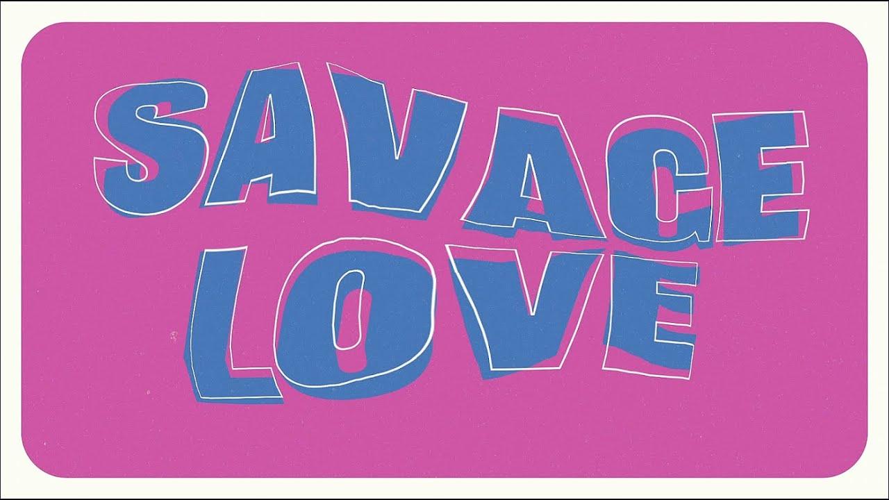 BTS (방탄소년단) 'Savage Love' (Laxed – Siren Beat) [BTS Remix] Lyric Video