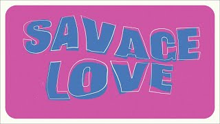 Download BTS (방탄소년단) 'Savage Love' (Laxed – Siren Beat) [BTS Remix] Lyric Video