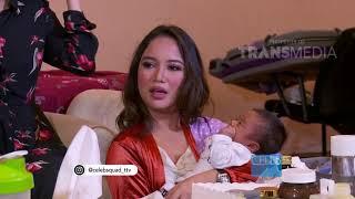 CELEB SQUAD - Mengunjungi Rumah Hertika Anggota Celeb Squad Yang Baru Lahiran (31/12/17) Part 1