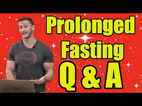 Weekly Q&A   Prolonged Fasting   MCT Oil & Fat Loss   Celery Juice   Coffee Alternatives