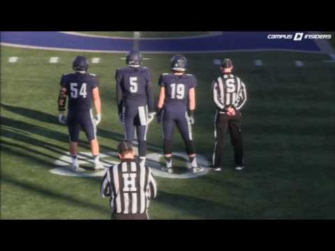 Emory Hunt Color Commentary: Georgetown vs Bucknell (Nov 2016)