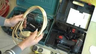 видео Инструменты для монтажа натяжных потолков