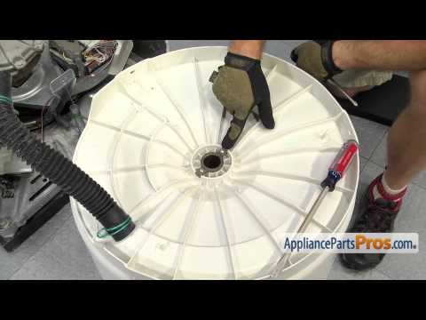 Washer Spin Bearing (part #3204405) - How To Replace