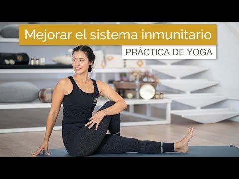 Yoga para mejorar el Sistema Inmunitario (30 min)