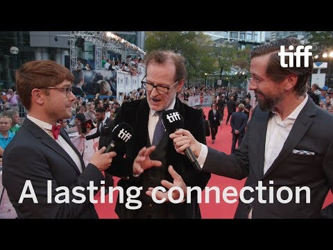 Glenn Close Said Yes Björn Runge | TIFF 2017 Mp3