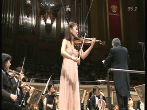 タイスの瞑想曲(Thais)  -  ヴァイオリン(Violin): 神尾 真由子(Mayuko Kamio)