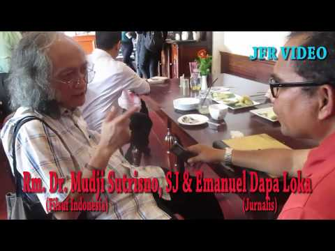 Cap Dungu Lawan Politik, Rocky Gerung Dikritik Romo Dr. Mudji Sutrisno, SJ