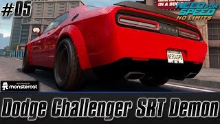 Need For Speed No Limits: Dodge Challenger SRT Demon | Unleashed (Chapter 5 - Aberration)