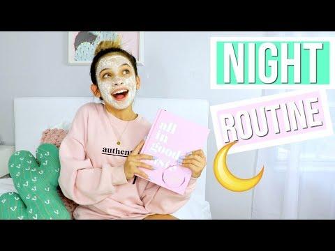 NIGHT ROUTINE 🌙   🍍Summer Edition