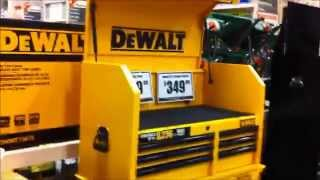 (NEW) DeWalt Tool Chest