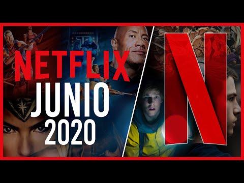 Estrenos Netflix Junio 2020 | Top Cinema
