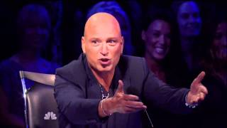 howie hits on lys agnes on america s got talent 2011