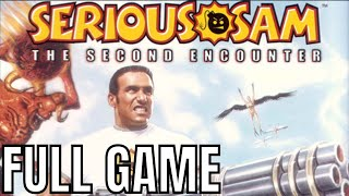 Serious Sam Classic: The Second Encounter - Full Game Walkthrough (No Commentary Longplay)