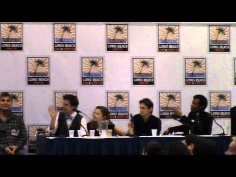 Young Justice Voice Actor's Panel @ Long Beach ComicCon Pt.2