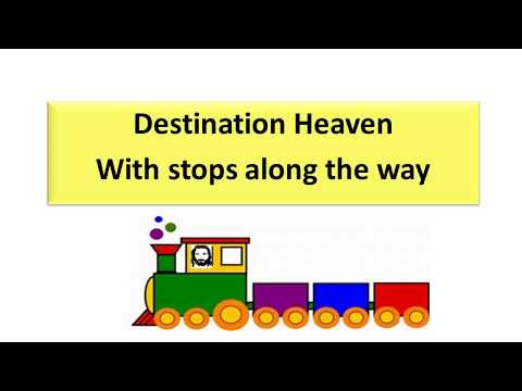 Bible Train / All Aboard - Heritage Singers / Bible Song / Toddlers / Kids Lyrics