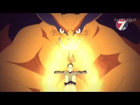 Naruto AMV(Aquarion Evol Opening) مترجمة