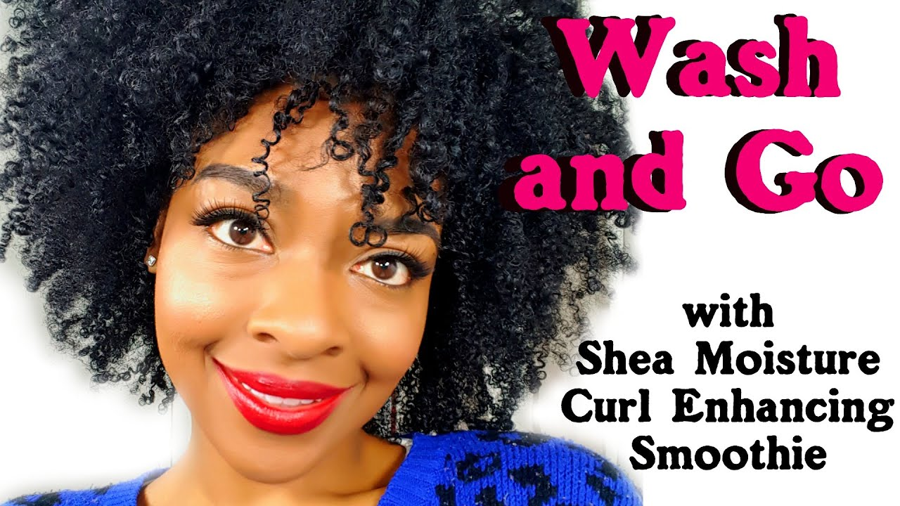 Fresh Wash and Go Hairstyles for Natural Hair