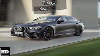 Hot News !!! AMG GT 4 Door 2019 riview