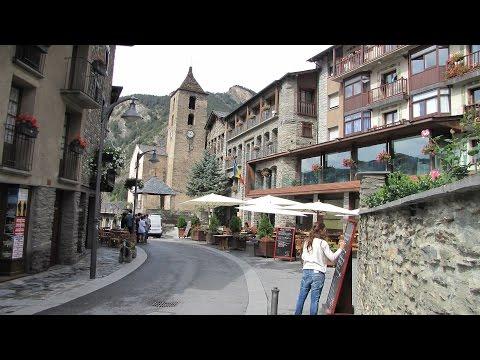 Ordino Andorra September 2014