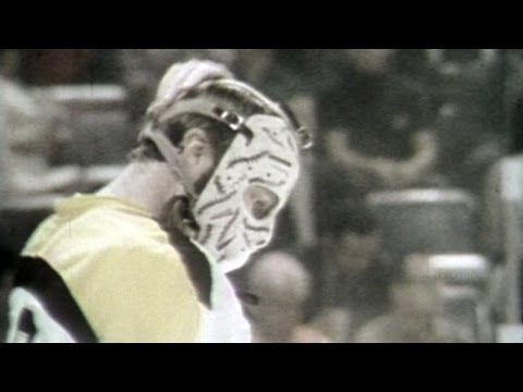 Scariest NHL goalie mask: Gerry Cheevers