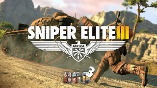 'RAPGAMEOBZOR 3' - Sniper Elite 3