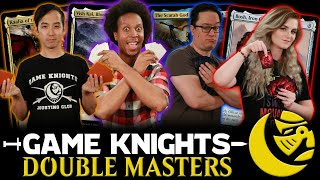 Double Masters Commander Battle L Game Knights #38 L Magic: The Gathering Gameplay Edh
