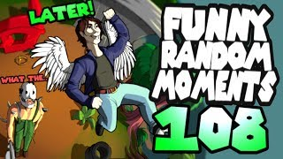 Dead by Daylight funny random moments montage 108