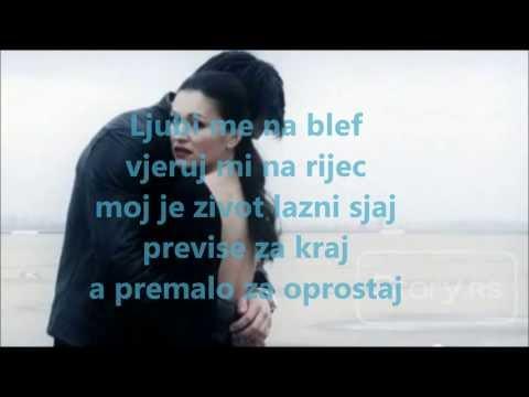 Nina Badric - Da se opet tebi vratim (karaoke)