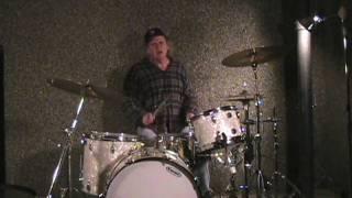 Bert Switzer on Drums - 1.26.09 (#2) Video Diary