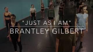 BRANTLEY GILBERT - Just As I Am - Benoit Tardieu Choreography
