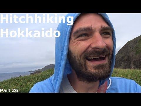 Eric Hitchhikes to Hokkaido | Part 26 - Exploring Rebun Island! | Summer 2016