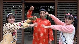 Hai Chị Em Ngoan ❤ BIBI TV ❤