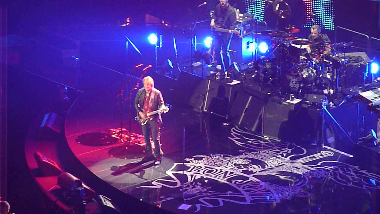 Bon Jovi - We Got It Goin On (Live) 5-15-11 - YouTube