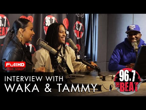 Beat Interviews - Waka & Tammy Talk Marriage Boot Camp Editing Issues & more!