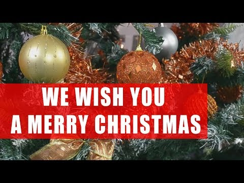 We Wish You a Merry Christmas || Kolęda po angielsku