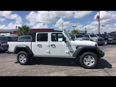 2020 Jeep Gladiator Orlando FL, Central Florida, Winter Park, Windermere, Clermont, FL L0016