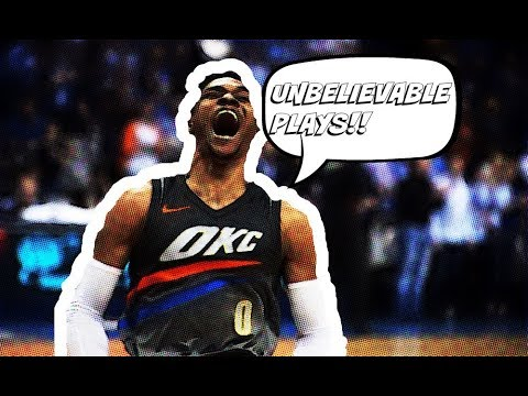 "NBA ""UNBELIEVABLE"" PLAYS!"