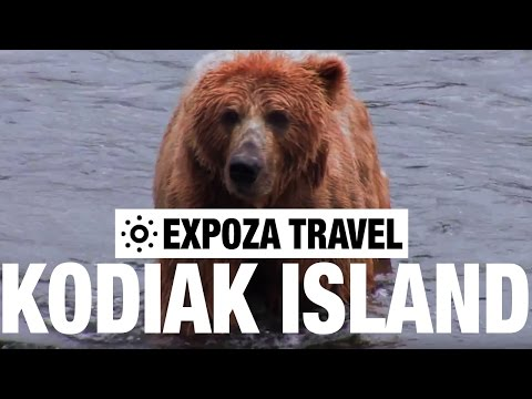 Kodiak Island (USA) Vacation Travel Video Guide