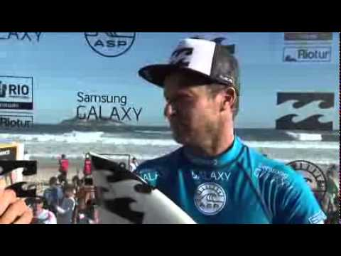 Billabong Rio Pro Post Show: Rounds 3 and 4