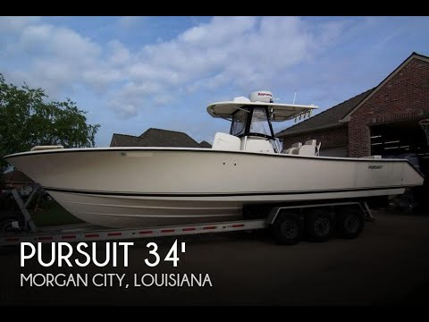 Used 2006 Pursuit 3480 Center Console for sale in Morgan City, Louisiana