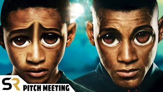 After Earth Pitch Meeting