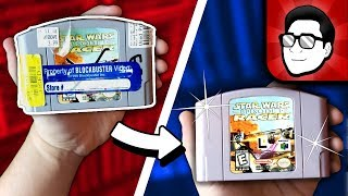 Game Cartridge Restoration - The Ultimate Guide! | Nintendrew