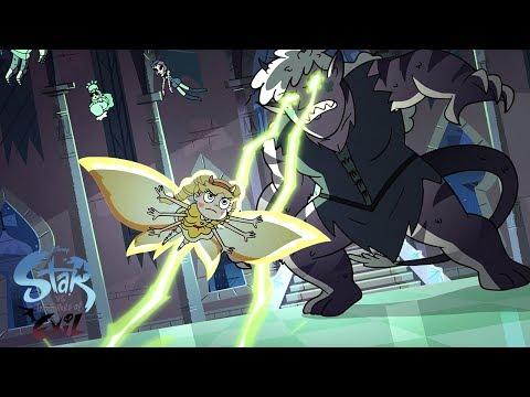 Star Battles Meteora | Star Vs. The Forces Of Evil | Disney Channel