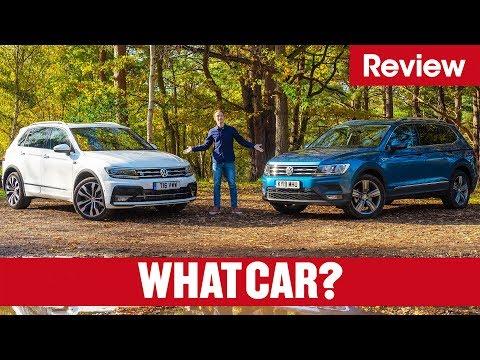2020 VW Tiguan & Tiguan Allspace in-depth review & comparison   What Car?