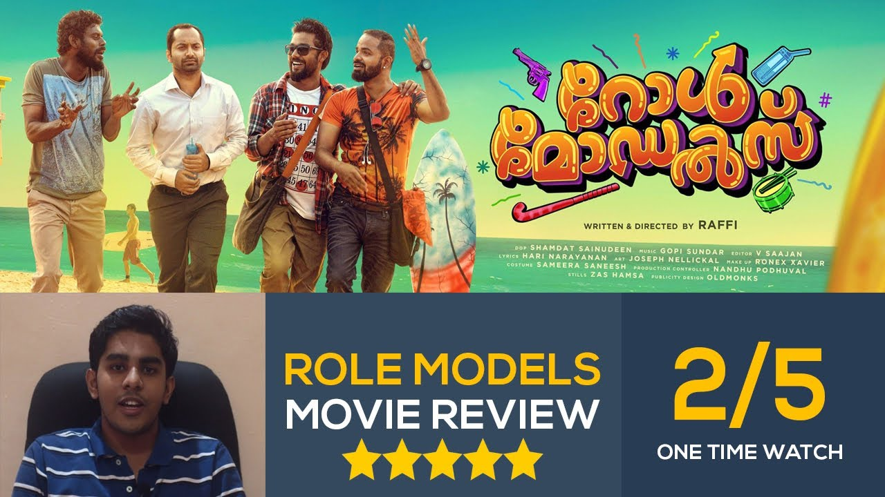 Role Models 2017 Malayalam Movie Full Review By Levis Youtube