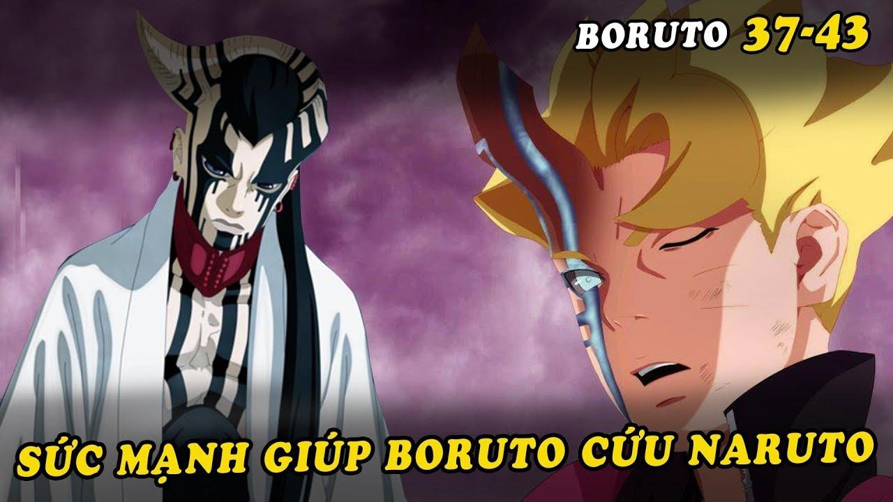 Naruto bị phong ấn, bí ẩn sức mạnh thật sự bên trong Boruto – Tóm tắt toàn bộ Boruto phần mới nhất
