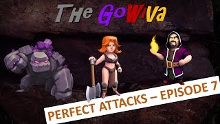 Clash of Clans - the GoWiVa - PERFECT ATTACKS!