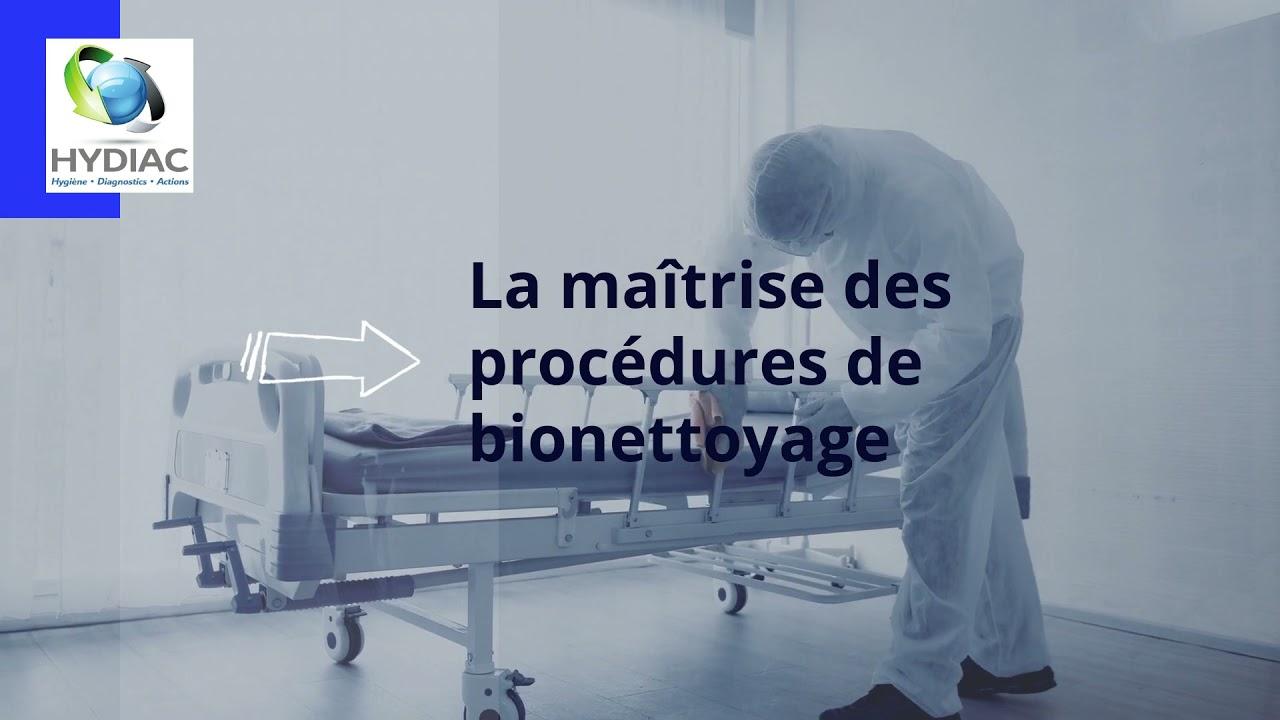 Nettoyage et Désinfection en Milieu Hospitalier ou en secteur Médico Social