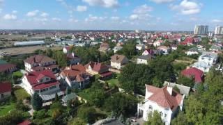 Царское село в Одессе с высоты птичьего полета 23 сентября 2016 года