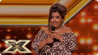 Scarlett Lee is back again to impress Simon Cowell! | Preview | The X Factor UK 2018